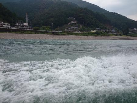 瀞峡めぐり ウォータージェット船 (4)