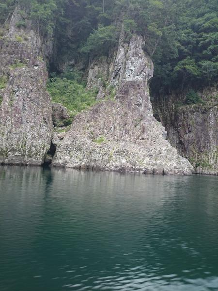 瀞峡めぐり ウォータージェット船 (38)