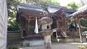 西川姓発祥の地 竜王町西川 (16)