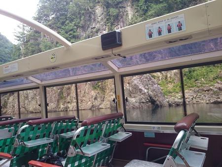 瀞峡めぐり ウォータージェット船 (36)
