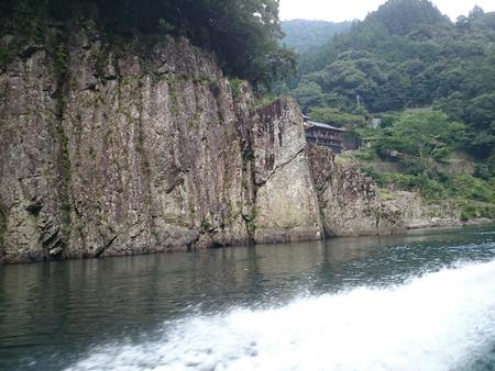 瀞峡めぐり ウォータージェット船 (39)