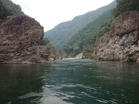 瀞峡めぐり ウォータージェット船 (61)