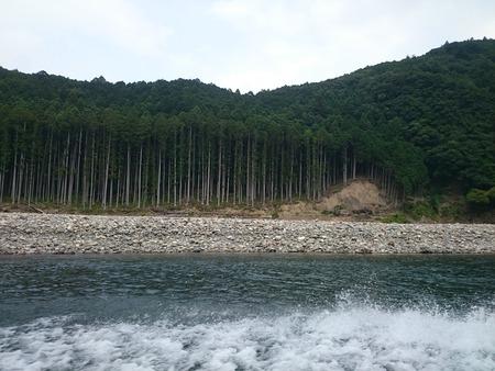 瀞峡めぐり ウォータージェット船 (21)