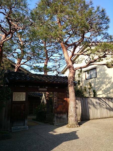 金沢 武家屋敷跡 (21)