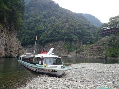 瀞峡めぐり ウォータージェット船 (49)