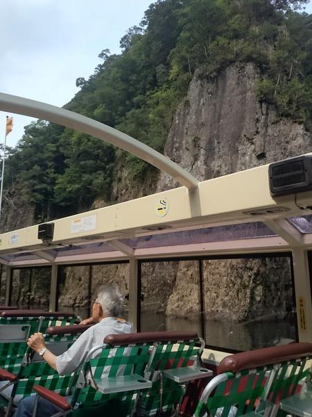 瀞峡めぐり ウォータージェット船 (27)