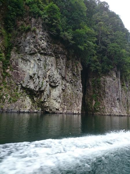瀞峡めぐり ウォータージェット船 (30)