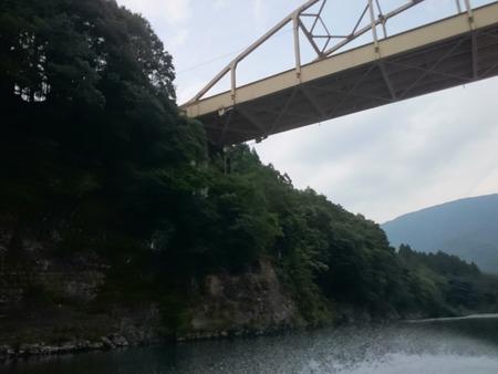 瀞峡めぐり ウォータージェット船 (16)