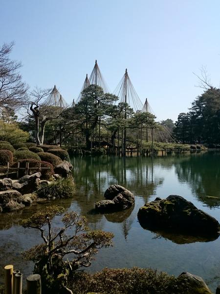 金沢 兼六園 (4)
