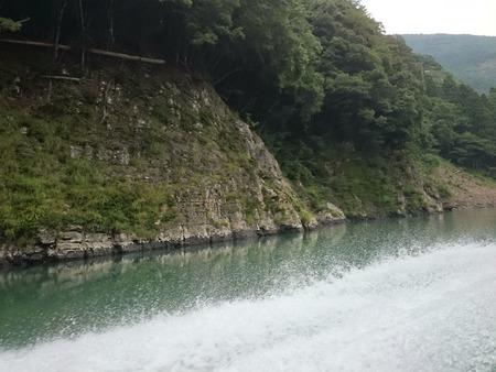 瀞峡めぐり ウォータージェット船 (11)