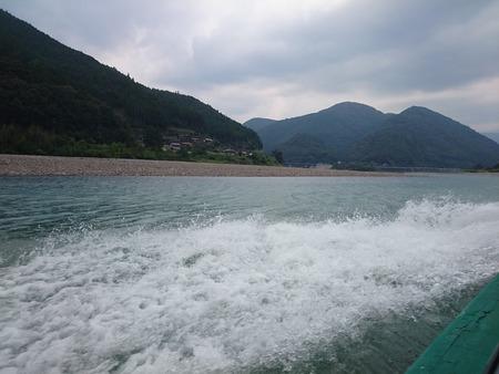瀞峡めぐり ウォータージェット船 (5)