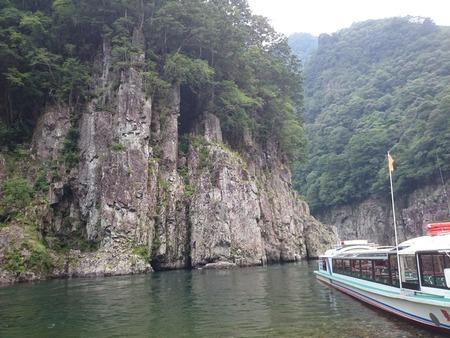 瀞峡めぐり ウォータージェット船 (50)