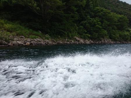 瀞峡めぐり ウォータージェット船 (7)