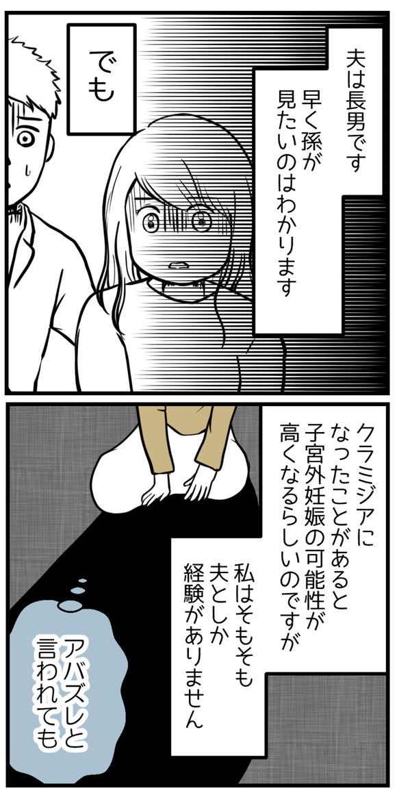 読者さん体験談ー義母の本心?-6-