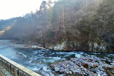 福渡温泉岩の湯