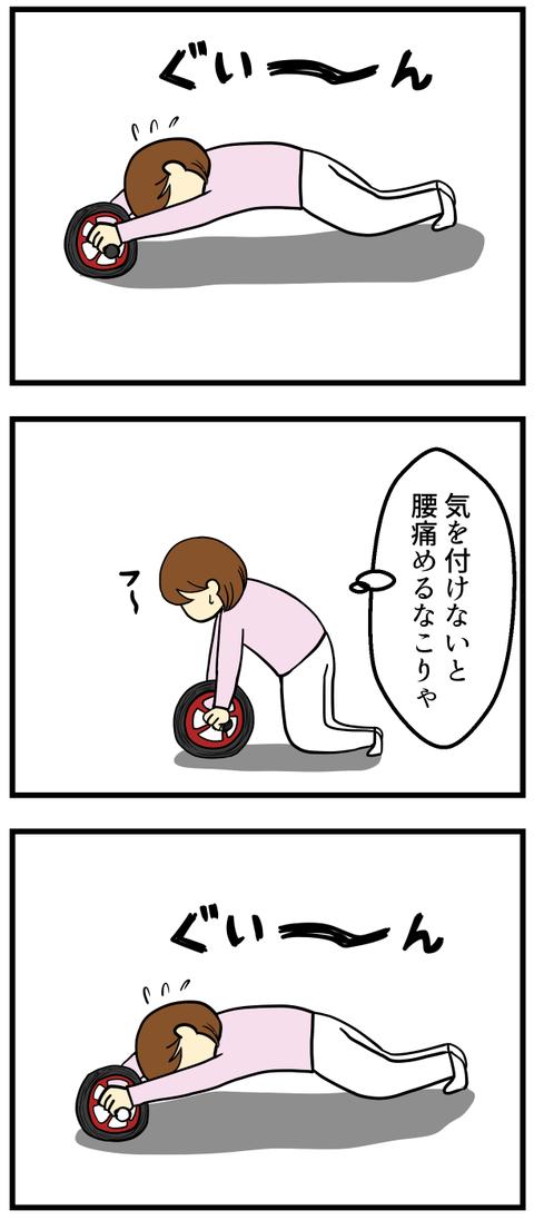 腹筋ローラー_2