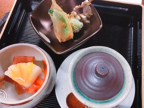 囲炉裏のお宿 花敷の湯夕食料理画像