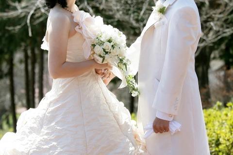 バカ「結婚式とか無駄。挙げないでその費用を他に回せばいいのに」
