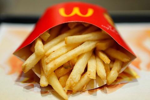 (ヽ°ん゚)「マクドナルドのポテトは原価20円」⇽これって素材費なの?製造原価?総原価?