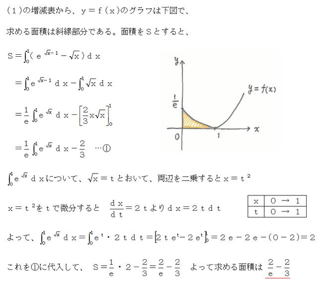三重大学の数学の解答