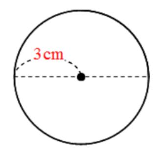 円の面積の求め方