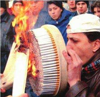治療には禁煙
