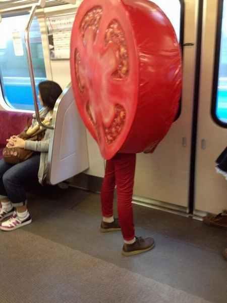 口内炎の治し方には、トマト