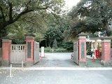 20060831_学習院大学(正門1)