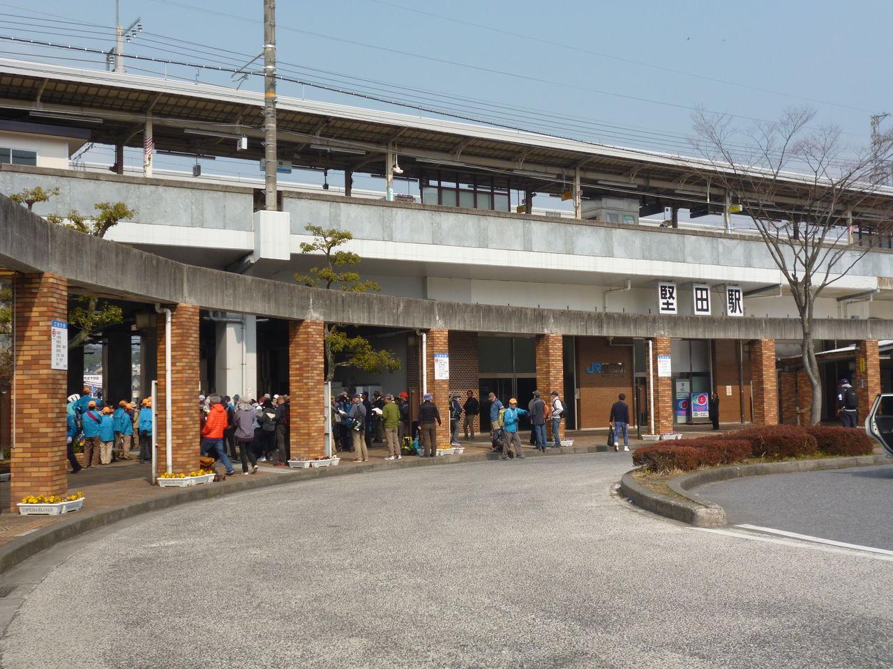 491号系統 堅田駅 ゆき : こうすけの 路線バスの旅