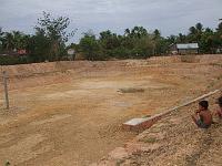 カンボジア ブッタの池 1