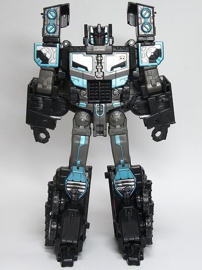 LG HMブラックコンボイ ロボットフロント