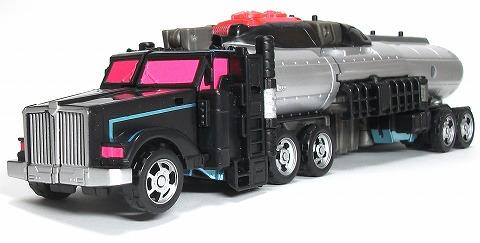LG HMブラックコンボイ タンカーレフトフロント