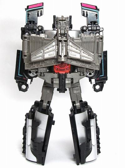 LG HMブラックコンボイ ロボットリア