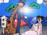 4.行きの熱海市内で休憩中3.JPG
