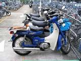 バイク通学1