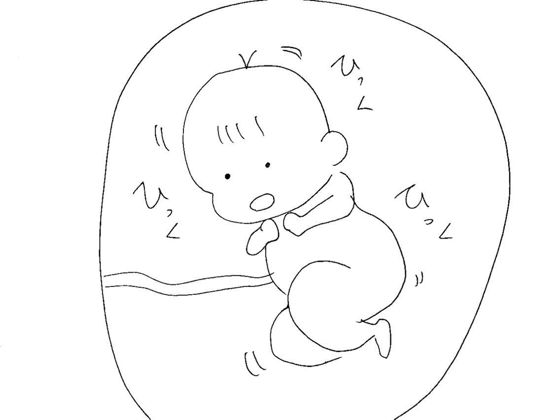 しゃっくり 多い 胎児