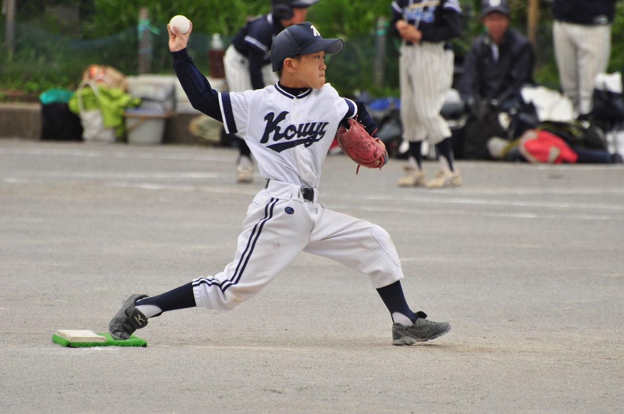 5/1 富士見リーグ(春)3戦目VS中村ウィンズ : がんばれ!公友クラブ