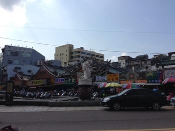 台湾訪問記☆2013夏  市場巡り