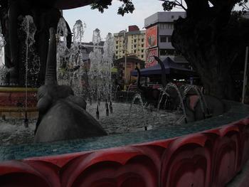 マレーシア一人旅☆2015【ブリックフィールズのインド人街】
