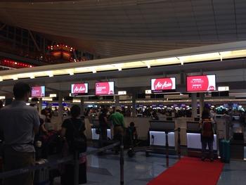 マレーシア☆一人旅2015【エアアジアでクアラルンプールへ】