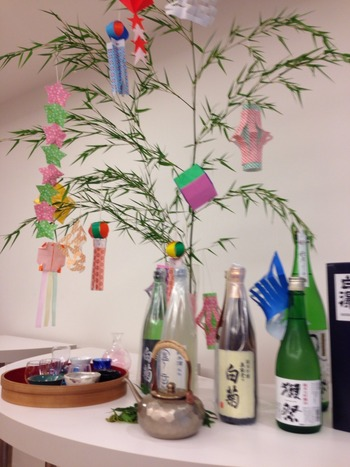 七夕☆日本酒会
