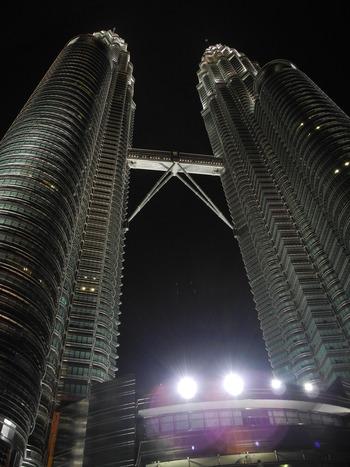 マレーシア一人旅☆2015【ペトロナス・ツインタワー】