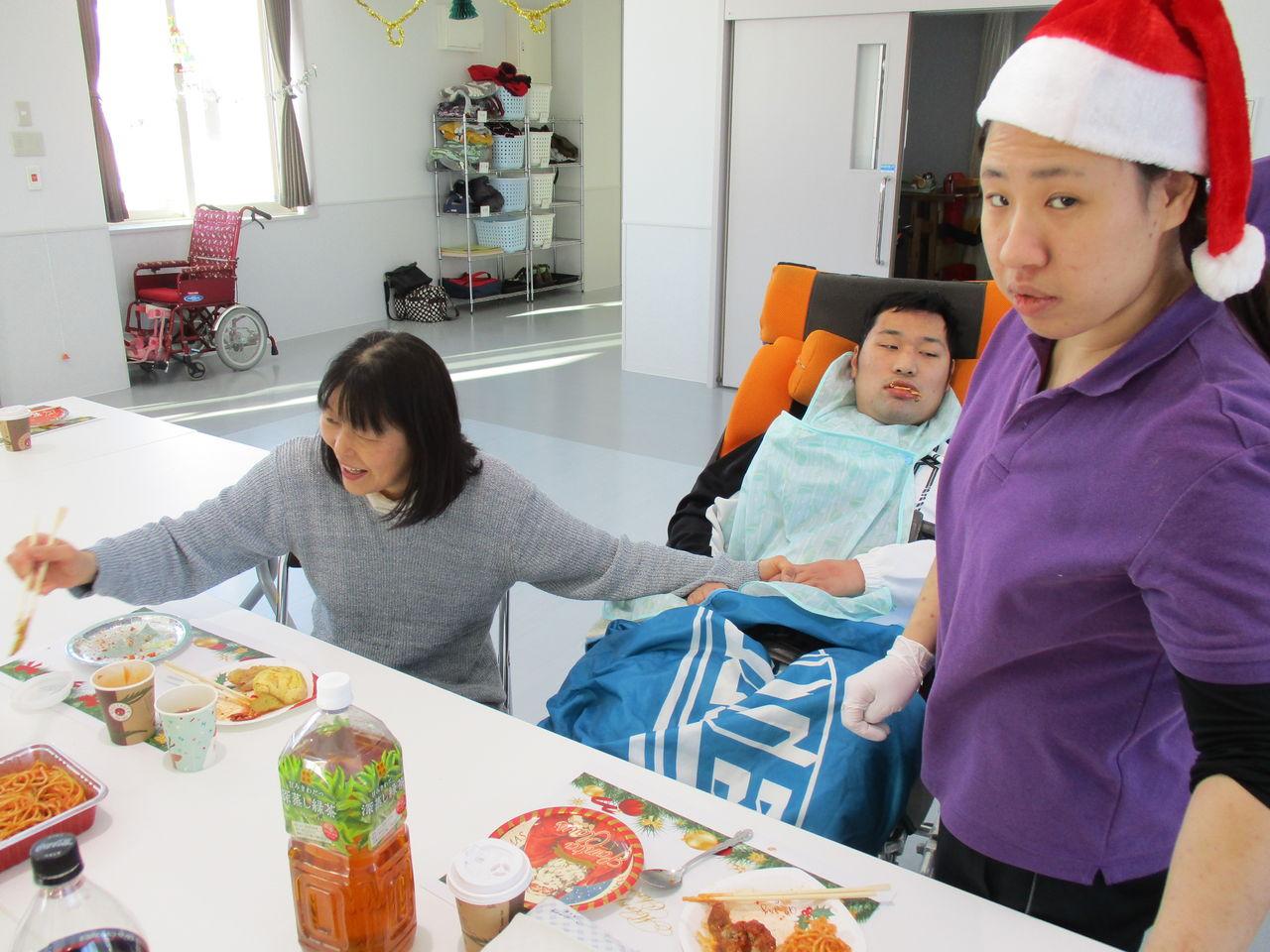 クリスマス忘年会29