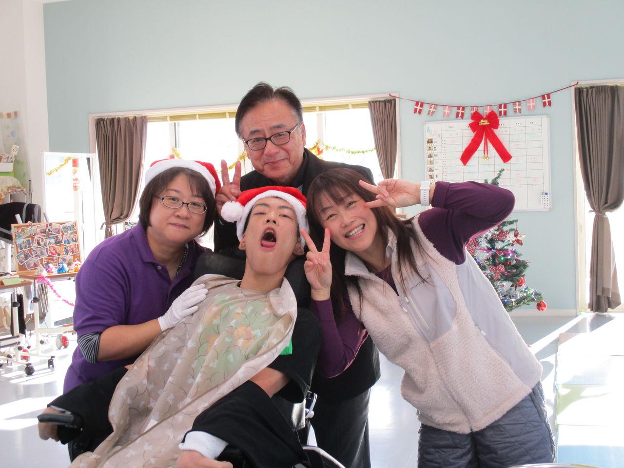 クリスマス忘年会20