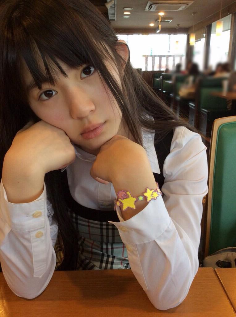 洋服が素敵な蒼波純さん