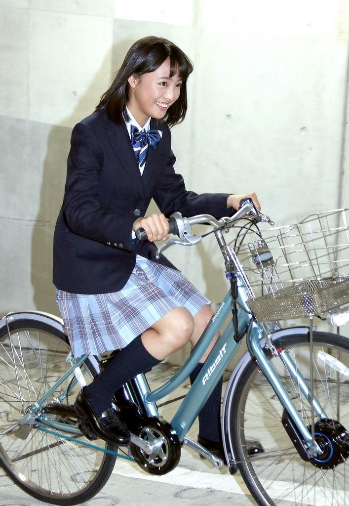 自転車の 自転車 動画 : 画像70枚!大友花恋(おおと ...