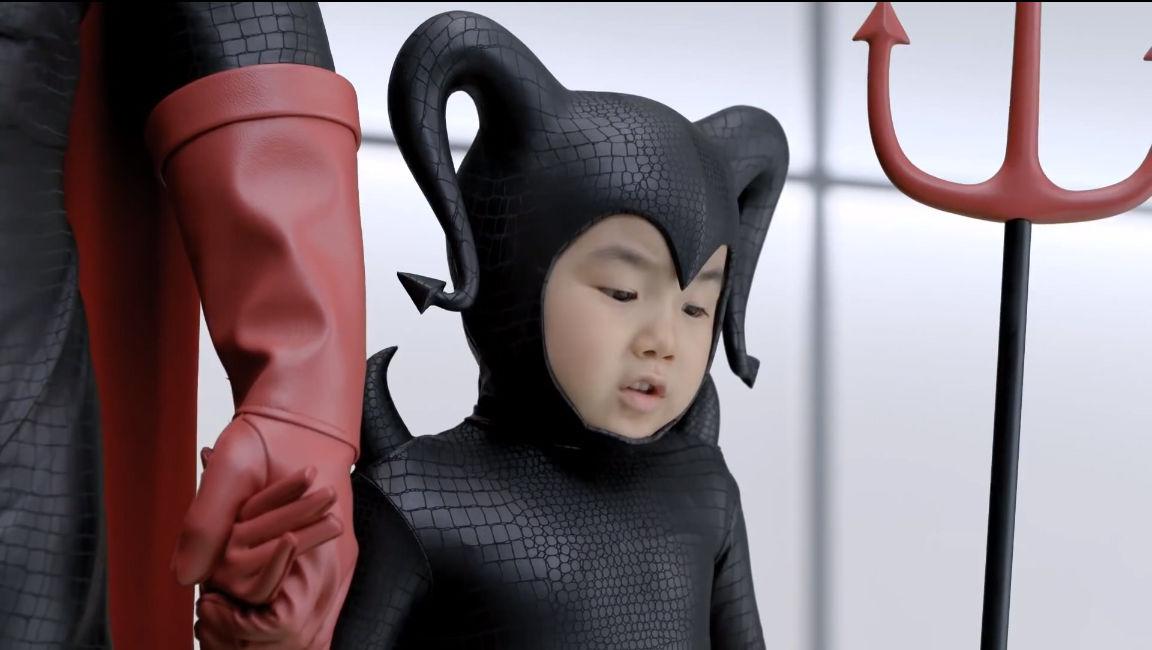 ◇ 寺田心(てらだ こころ)くん 6才・幼稚園年長さん CM「TOTO ...