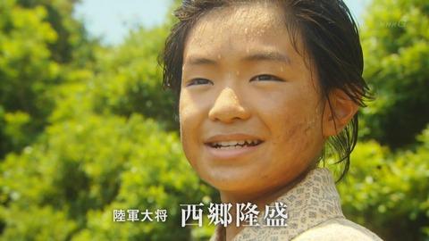 渡邉蒼 わたなべ あおくん 13才・中学1年生 YG ENTERTAINMENT JAPAN所属 2004年10月14日生まれ 西郷小吉 役