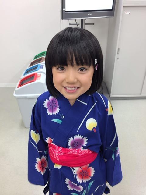 安藤美優 : ★子役タレント応援 ...
