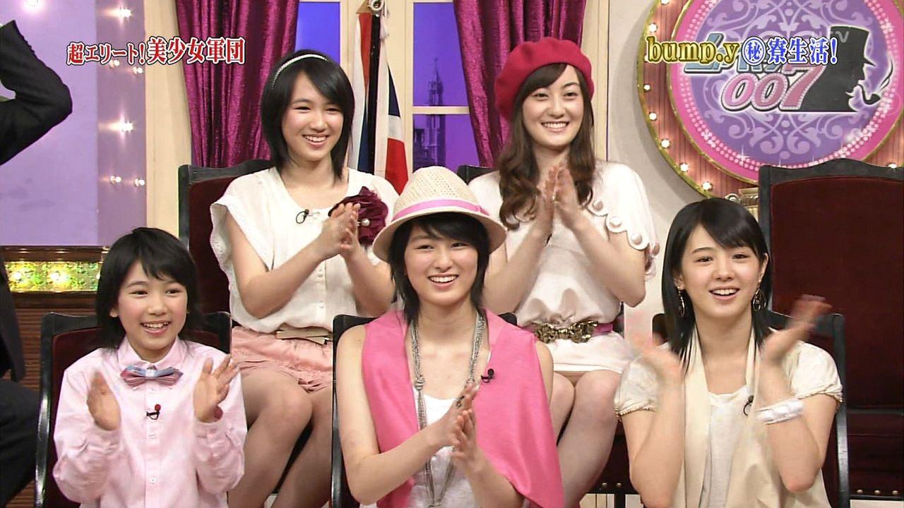 084 bump.y(バンピー) 一番左が、宮武祭ちゃん 左上が宮武美桜ちゃん ... ★ 画像